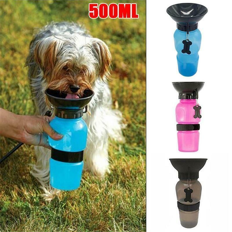 Hot Sale Dog Portable Water Feeder Outdoor Pet Water