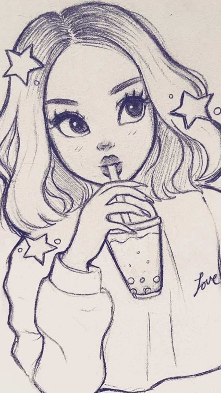 My Anime Draw Blog Con Imagenes Dibujos Bonitos Dibujos