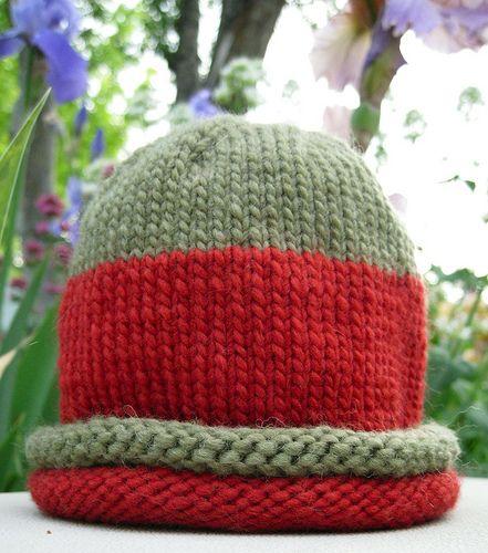 IMG_1409 by Alarming Female, via Flickr Cute Hat - Free Pattern ...