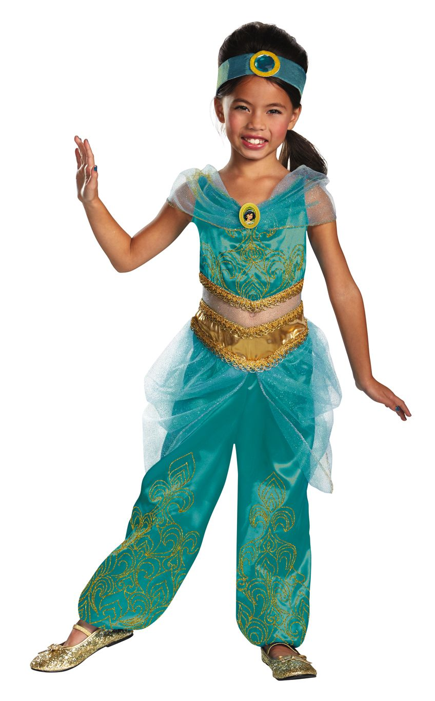 Jasmine Toddler Disney Princess Costume - This cute number is of Jasmine the Disney Princess of Agrabah. She is from the movie Aladdin.  sc 1 st  Pinterest & Jasmine Toddler Disney Princess Costume | Pinterest | Princess ...