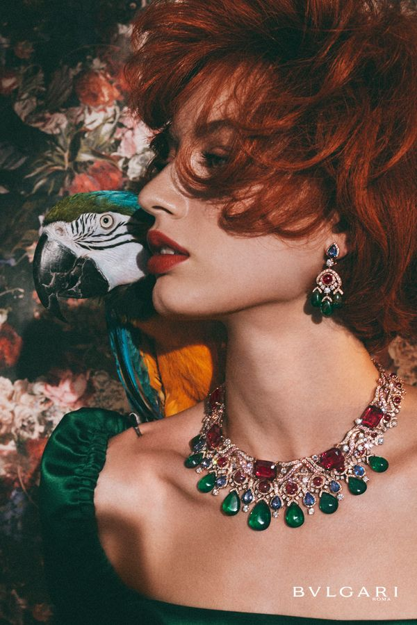 Photo of BVLGARI CINEMAGIA HIGH JEWELRY COLLECTION
