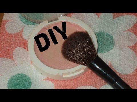 DIY:πως φτιάχνουμε ρουζ