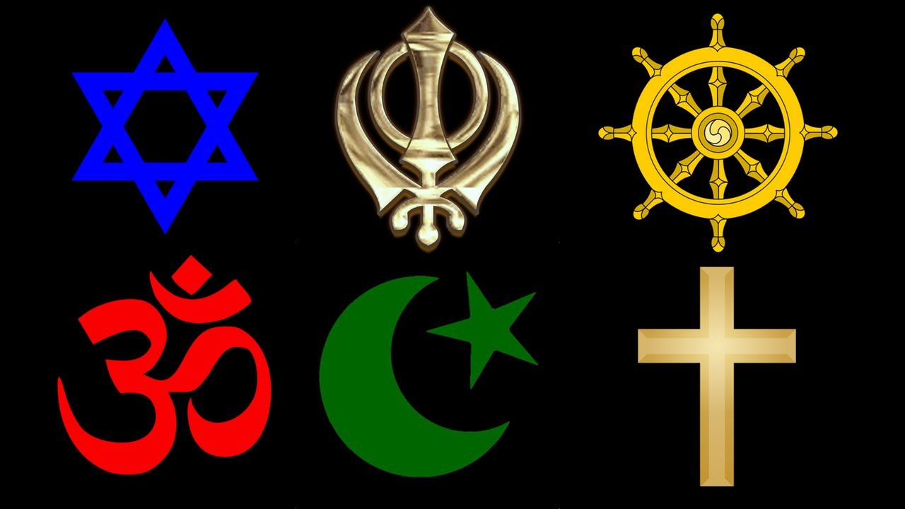 The origins of the 6 major religions explained geography 6 largest religions how they began buycottarizona