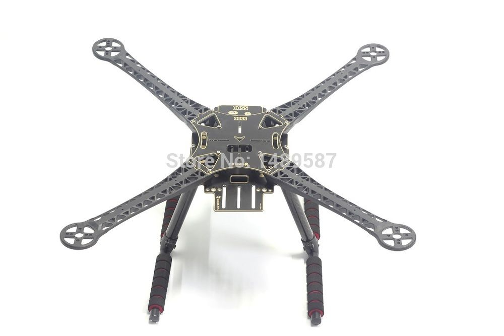 500mm S500 Quadcopter Multicopter Rahmen Kit PCB Version w ...