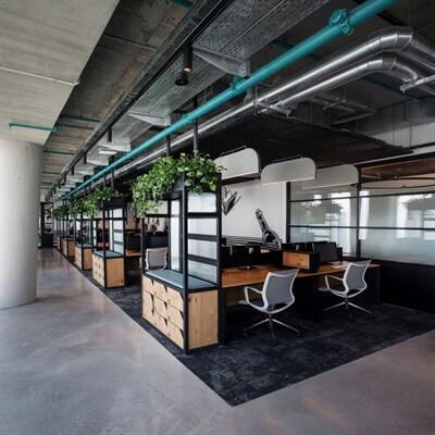 Modern Ofis Dekorasyon Fikirleri ve 30 Harika Örnek