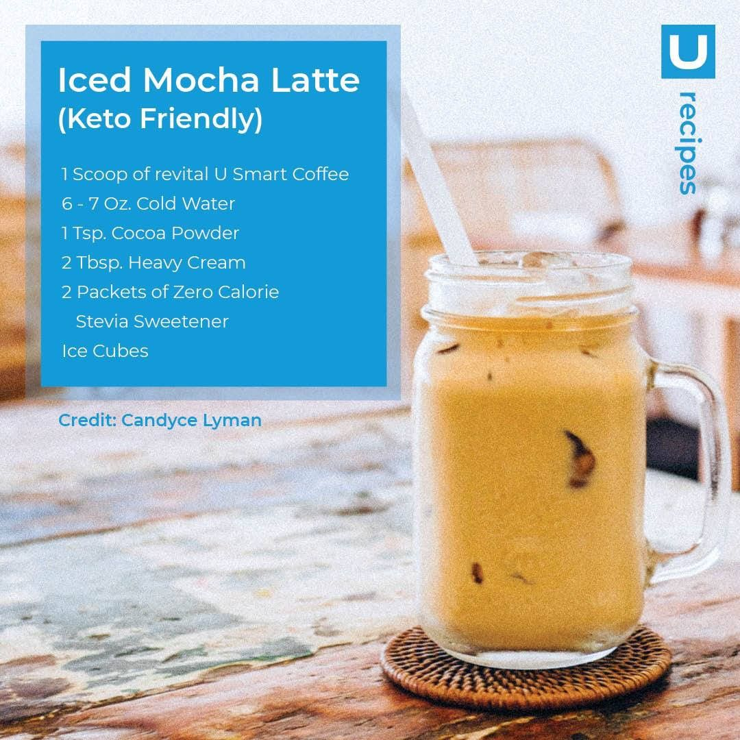 Revital U Coffee Recipes. Image By Kinsey Confindential