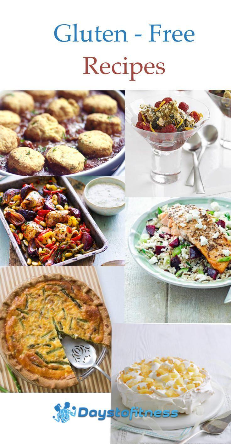 Gluten-Free Recipes | Food allergies, Celiac recipes ...