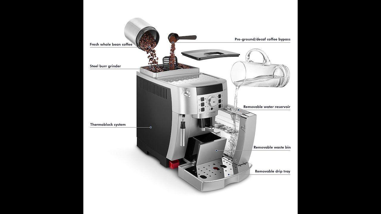 Delonghi ecam22110sb reviews super automatic espresso