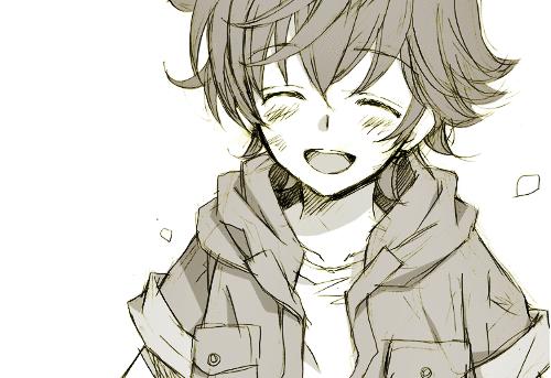 anime boy, cute, art, smile Cute Anime Boys Pinterest