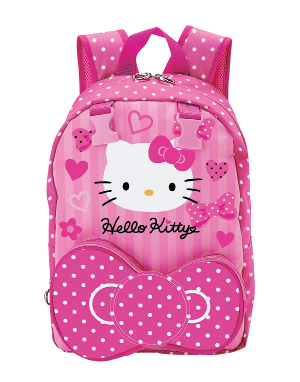 Hello Kitty Pink Bow Small Backpack