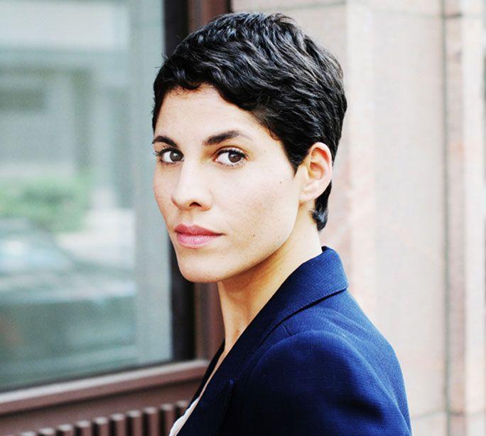 Jasmin Gerat Women With Short Hair Fierce And Sexy Pinterest