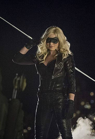 Sara Lance | Canary (Caity Lotz in Arrow, Season 3, 2014)