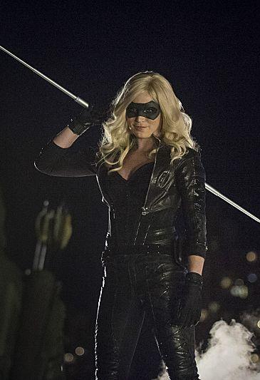 Sara Lance | Canary (Caity Lotz in Arrow, Season 3, 2014)