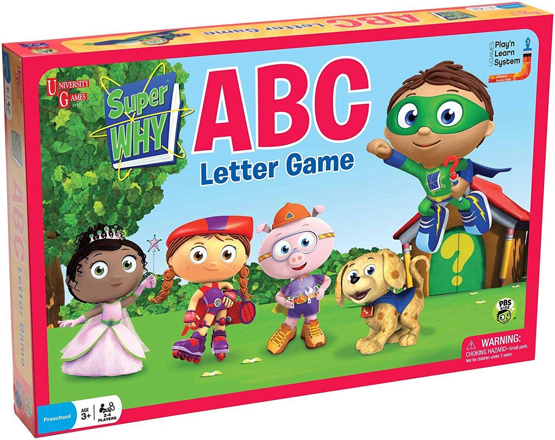 Rummage Sale find 1 Reading games for kids, Letter