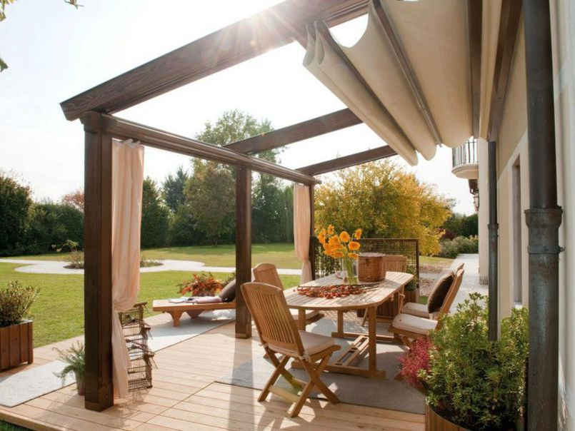 Pin By Martyna Syp On Home Garage Pergola Outdoor Pergola