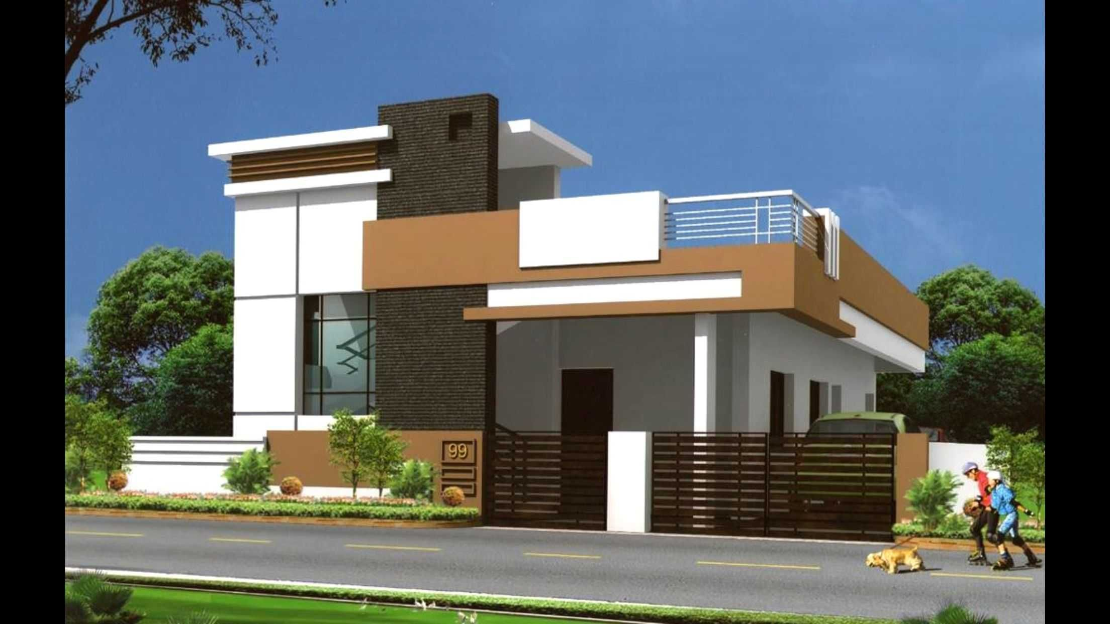 Home Decor Elevations Of Independent Houses Elevations Of Independent Houses Images With Beau House Elevation Bungalow House Design Bungalow Style House Plans