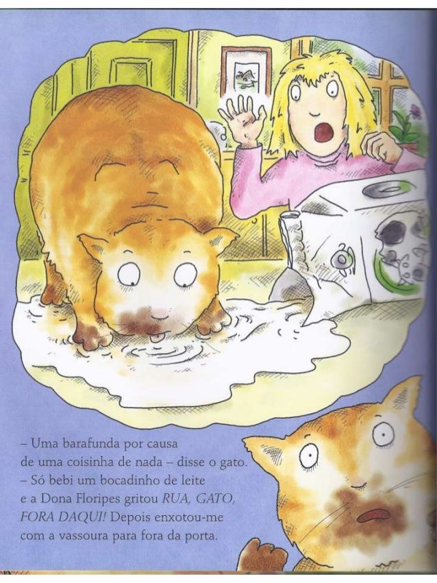 E Tao Injusto Livros Para Criancas Leitura Infantil
