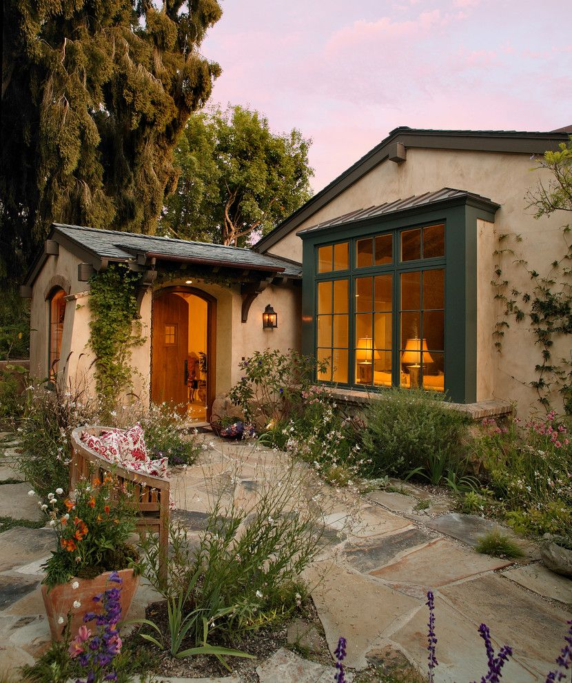 Exterior Pictures Of Mediterranean Style Homes Cities: Cottage -- Nice Blend Between The Cottage Style I Like And