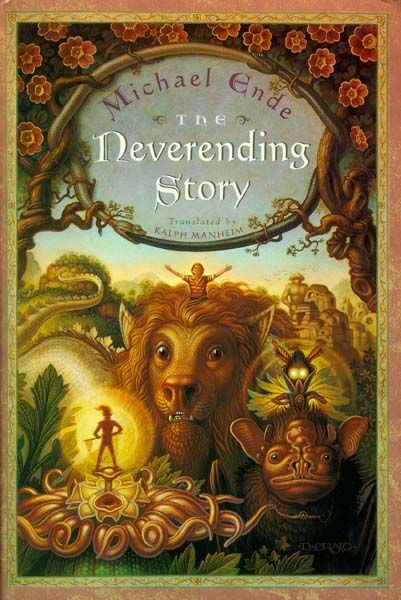 The Neverending Story A Historia Sem Fim By Michael Ende Just