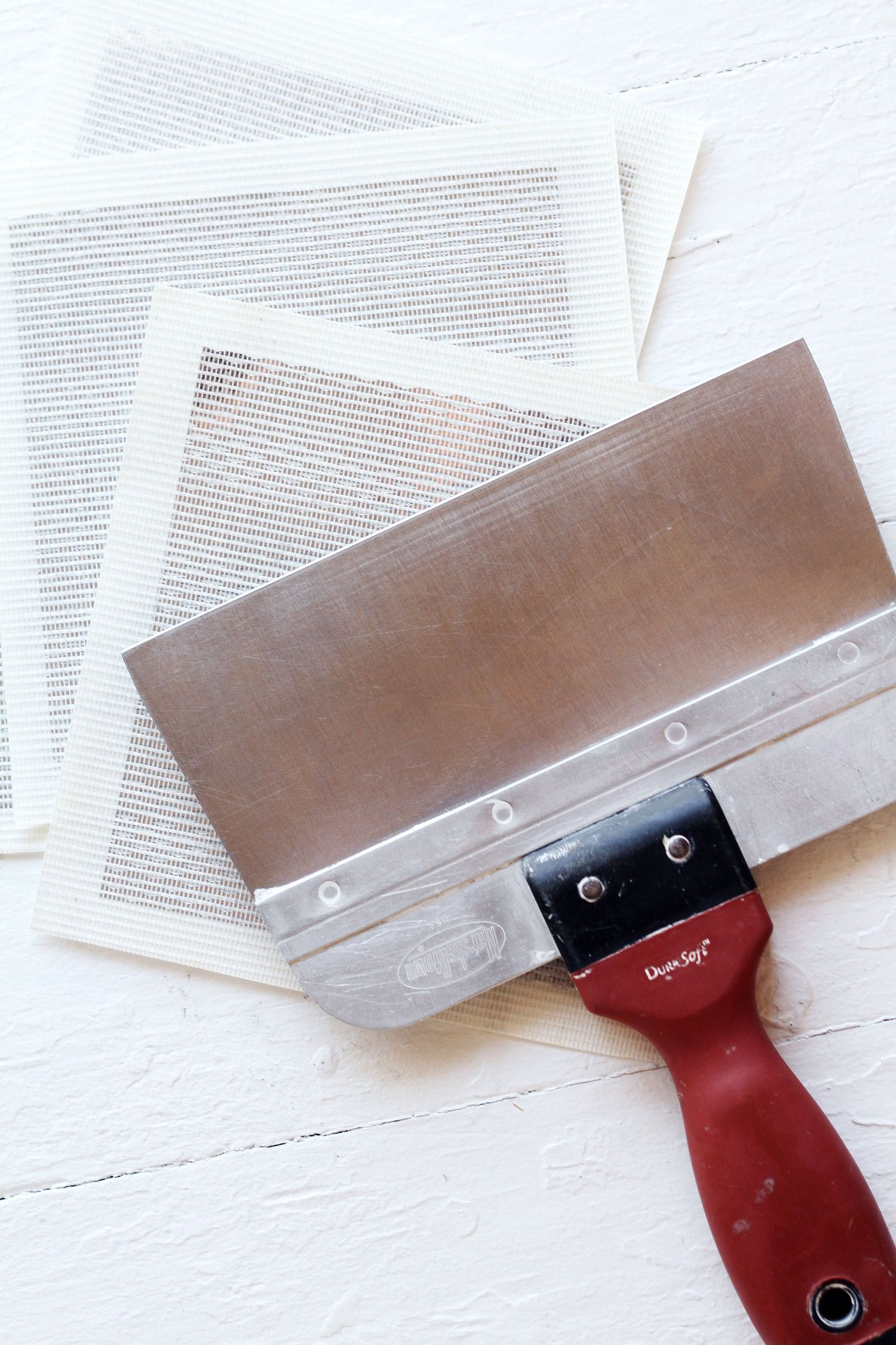 How to patch a hole in drywall or plaster walls plaster