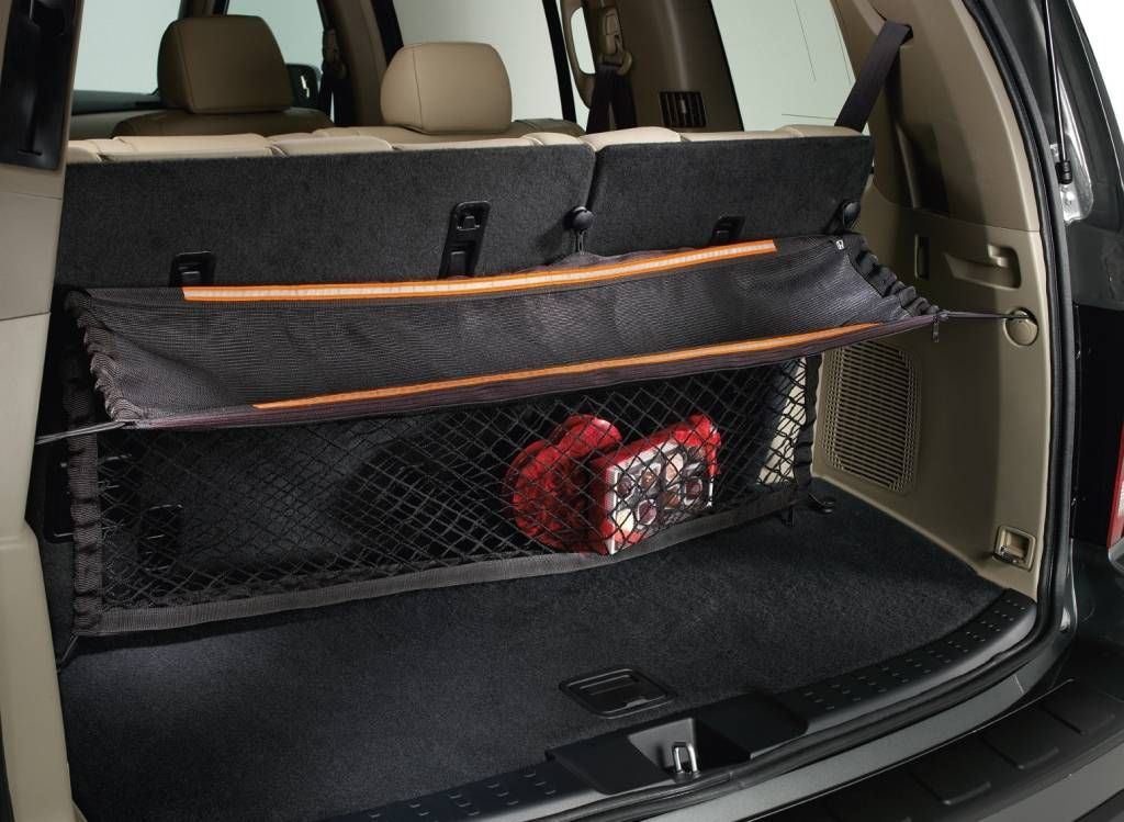Advanced Cargo Net Honda Pilot Honda Accessories Acura Accessories