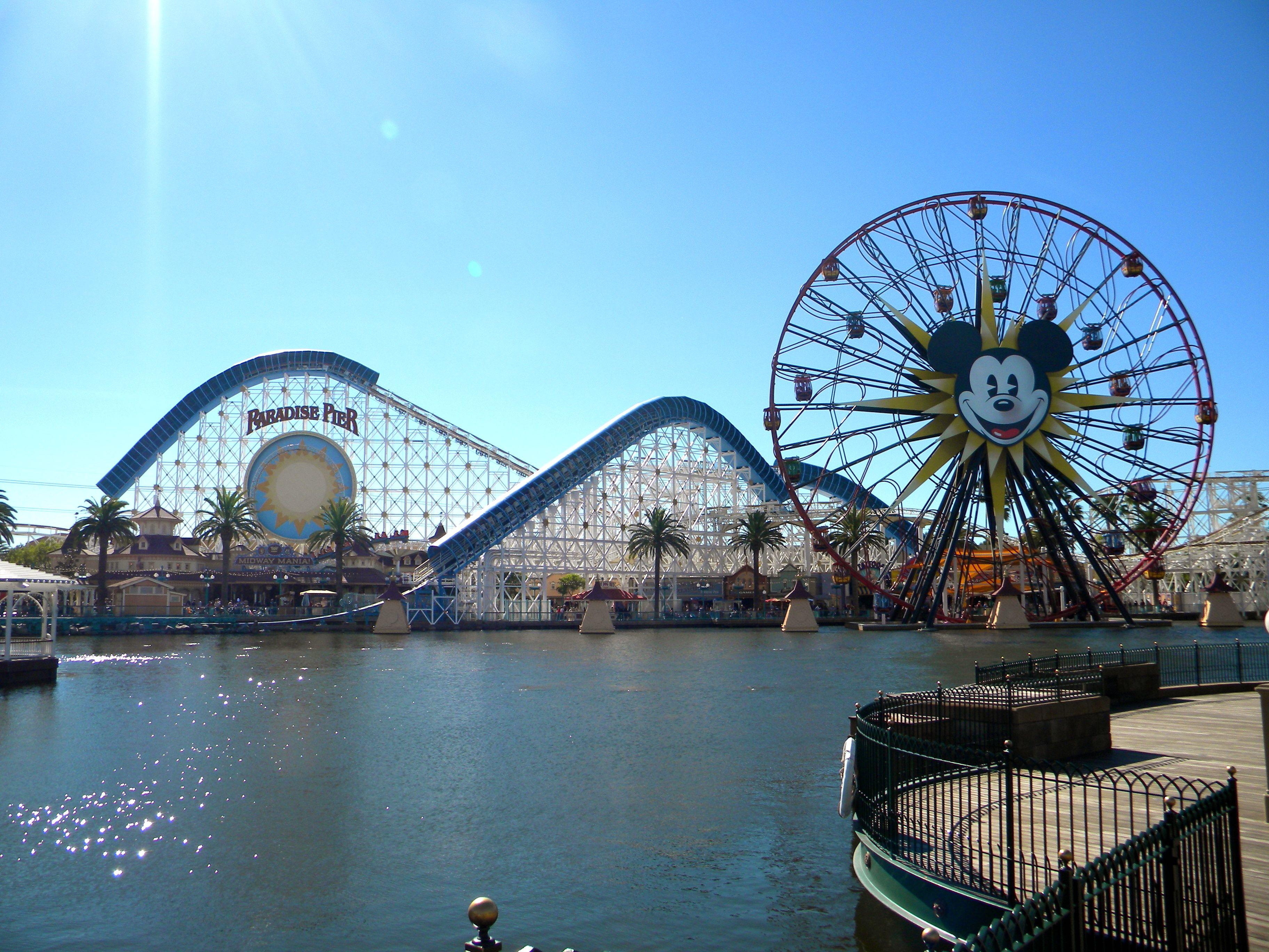 Disney California Adventure, Anaheim | Los Angeles, CA | Pinterest ...