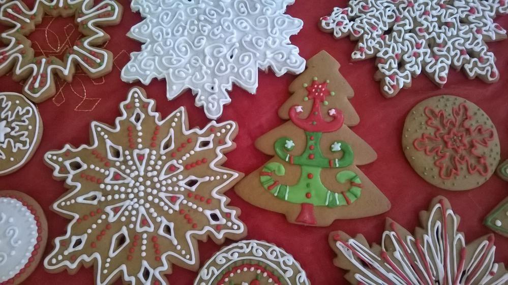 Galletas de Navidad   Cookie Connection