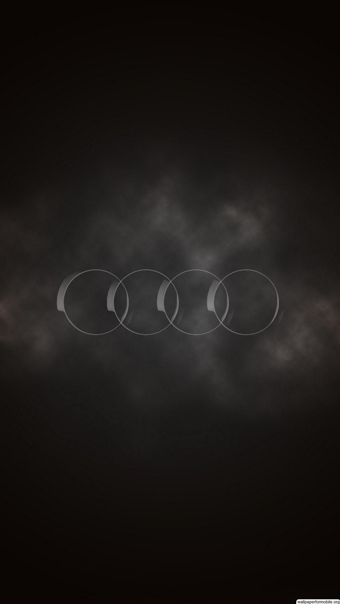 Audi Logo Wallpapers Wallpaper Cave Logo Wallpaper Hd Audi Logo Iphone Wallpaper
