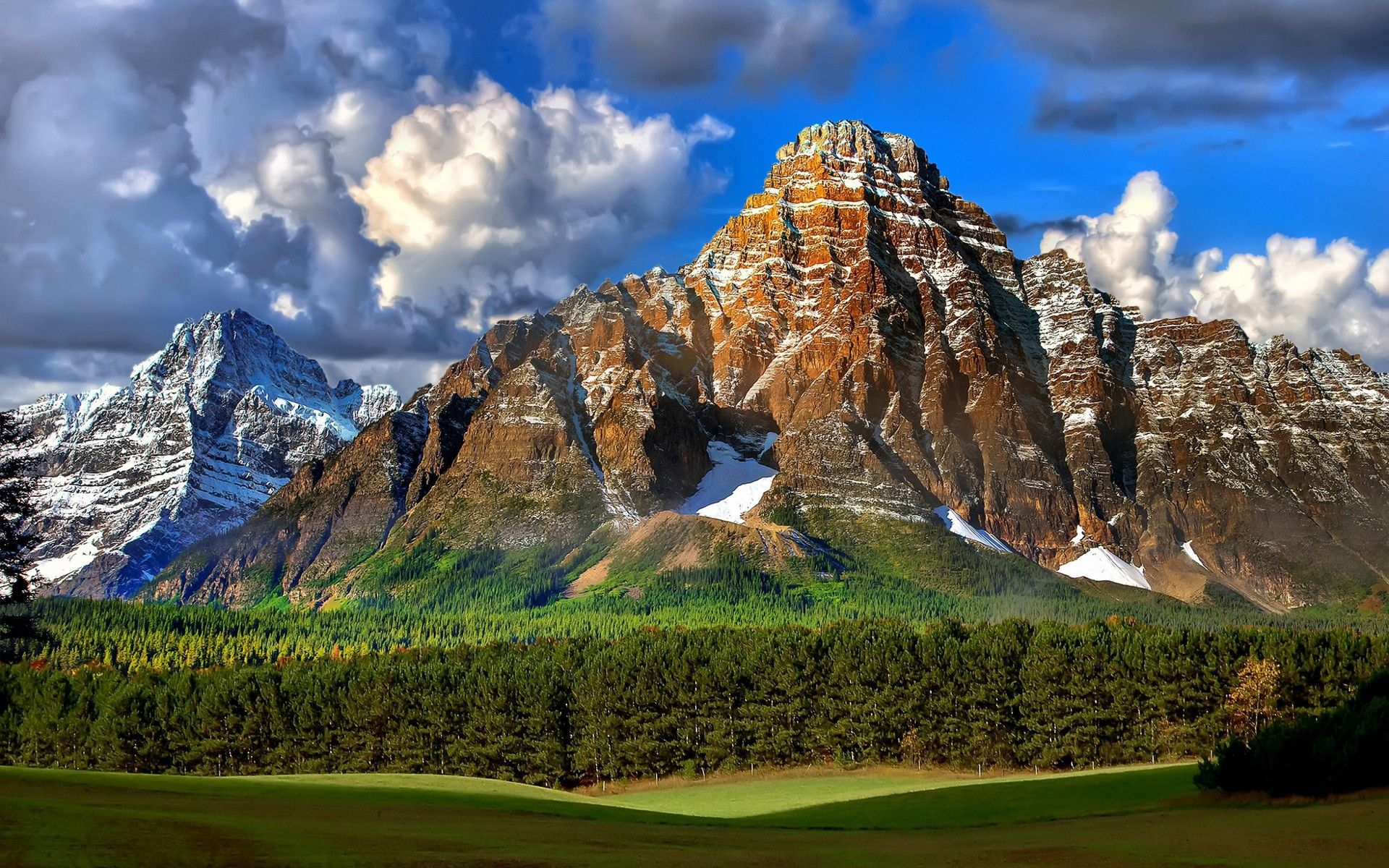 Full HD Rocky Mountain Wallpaper Full HD Pictures