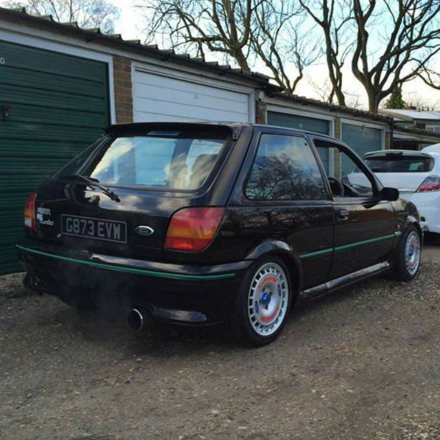Instagram Photo By Old Skool Rules Apr 19 2016 At 5 12pm Utc Ford Racing Hot Hatch Performance Cars