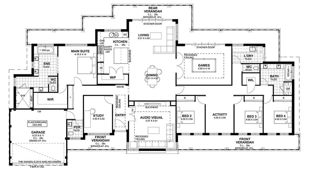 amazing house plans for wide blocks. Mirage 60  Acreage Level Floorplan by Kurmond Homes New Home Builders Sydney NSW Floorplans Pinterest House and Ranch house plans