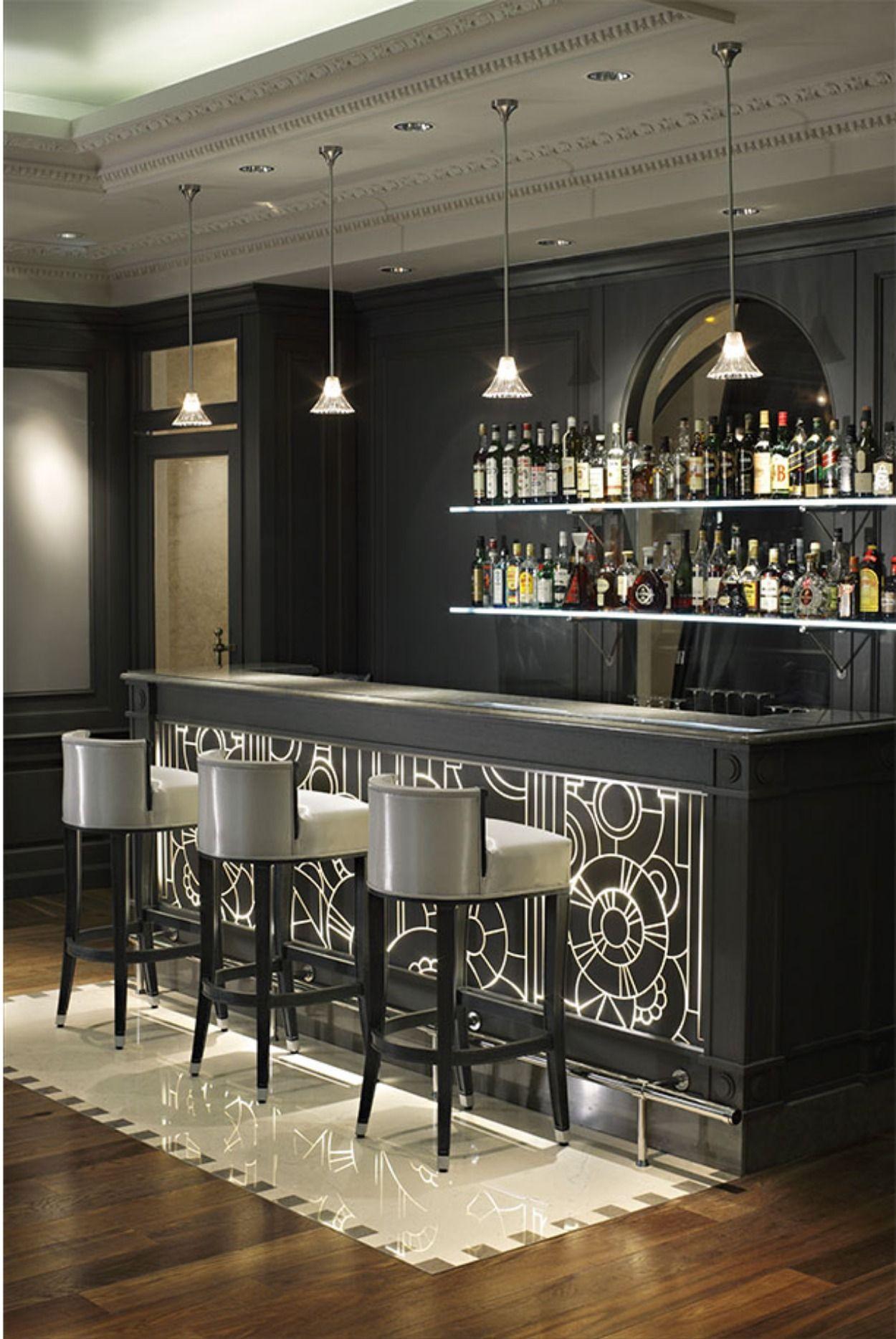 Mille Nuits Pendant Light Home Bar Rooms Home Bar Designs