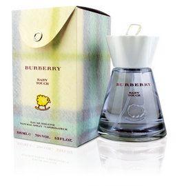 Burberry baby touch El mundo de las marcas de lujo no es