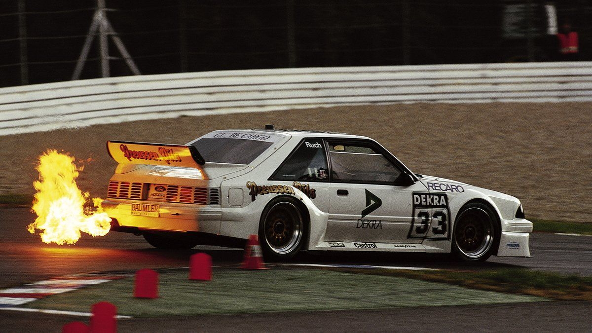 Dtm mustang fox mustang mustang ford shelby