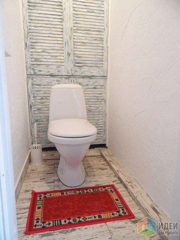 Туалет обычный | Идеи для ремонта | Туалет, Дизайн туалета ...