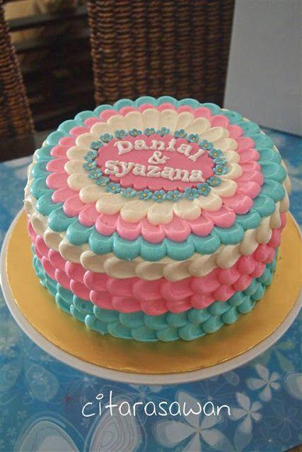 Pretty Birthday Ideas Em 2019 Bolo Enfeitado Bolo De Festa E