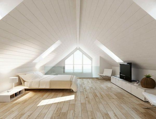 Mochten Sie Ein Traumhaftes Dachgeschoss Einrichten 40 Tolle