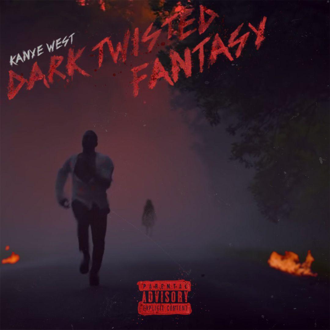 Kanye West (My Beautiful) Dark Twisted Fantasy