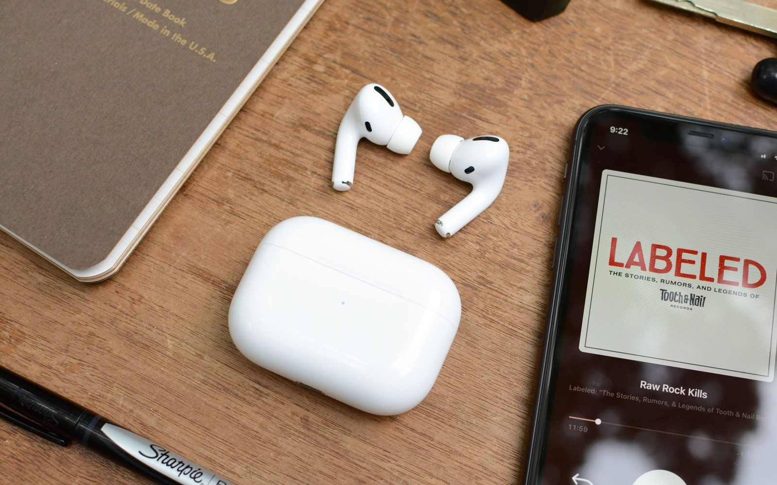 Airpods Pro Review Apple S Latest Earbuds Can Hang With The Best Airpods Pro Earbuds Tech Deals