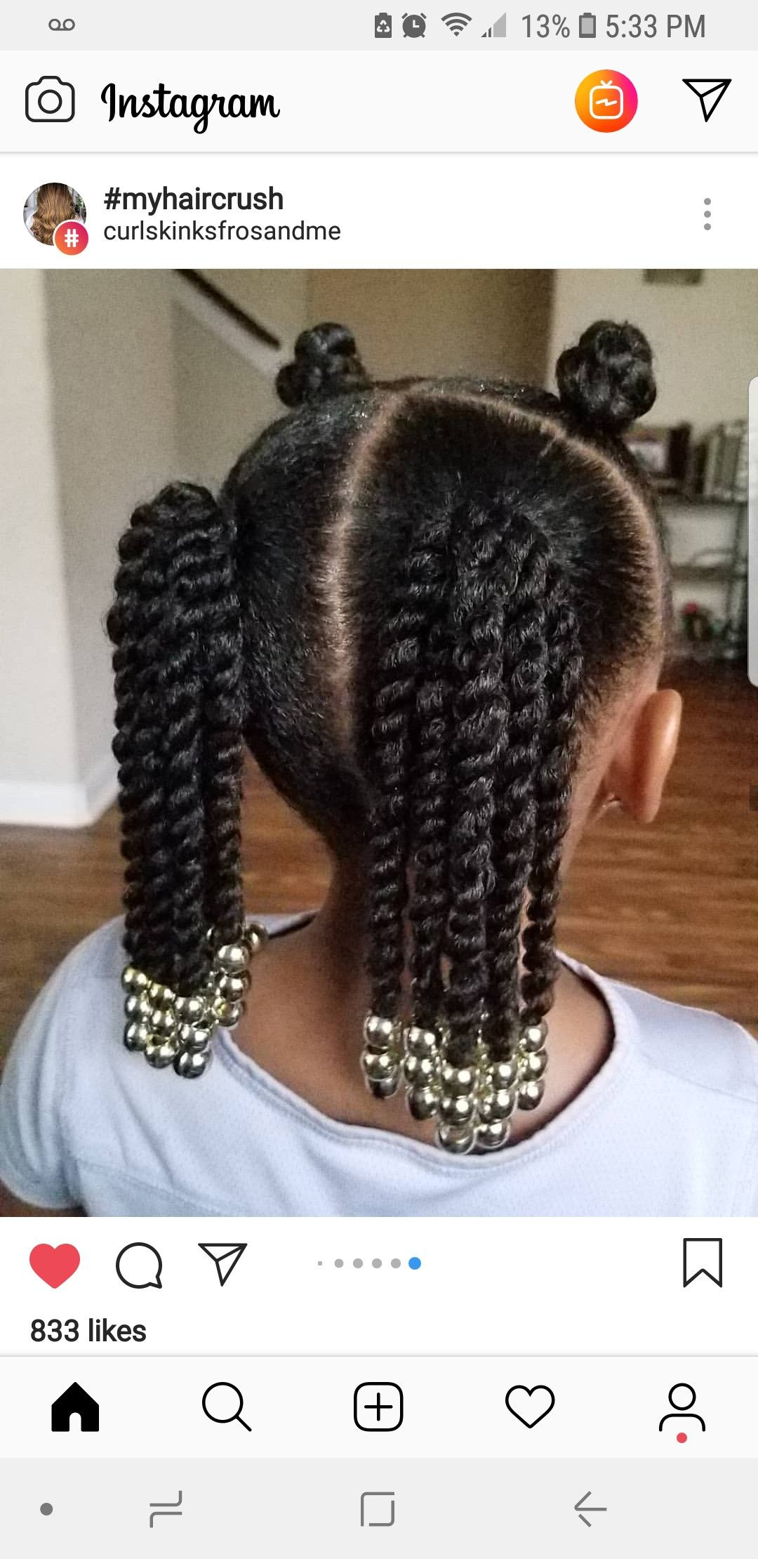 Christmas Hairstyles For Black Girls.Christmas Performance Curly Hair Don T Care In 2019