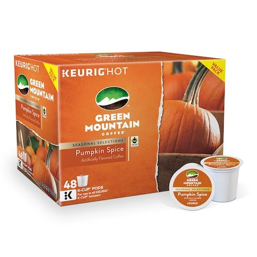 Keurig® K-Cup® Pod Green Mountain Pumpkin Spice Coffee