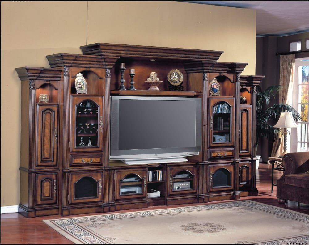 Good DIY Entertainment Center Design Ideas For Fabulous Living Room