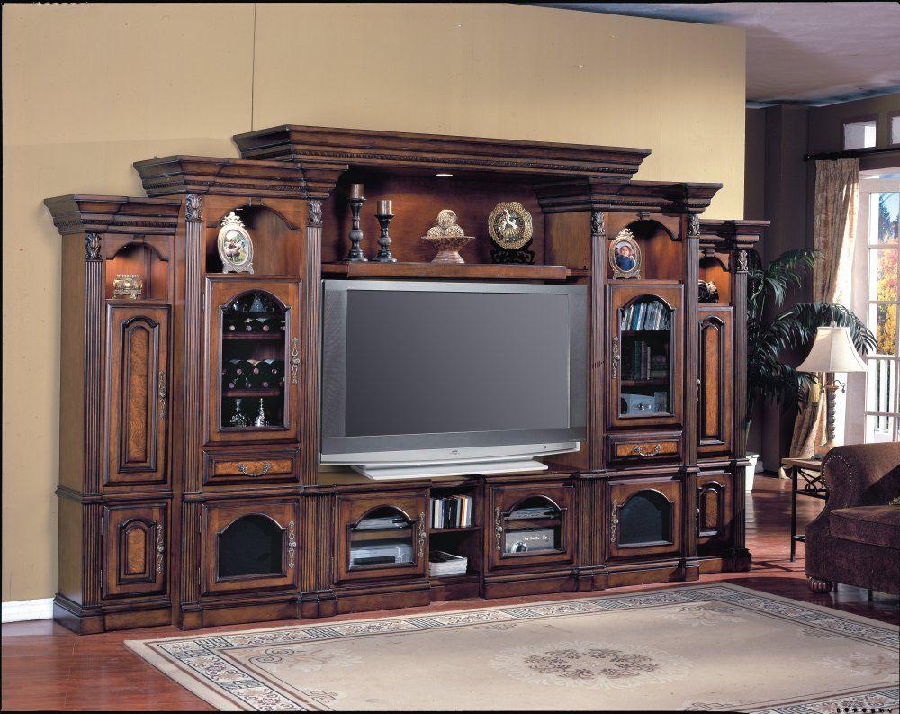 20+ Best DIY Entertainment Center Design Ideas For Living Room | Diy ...