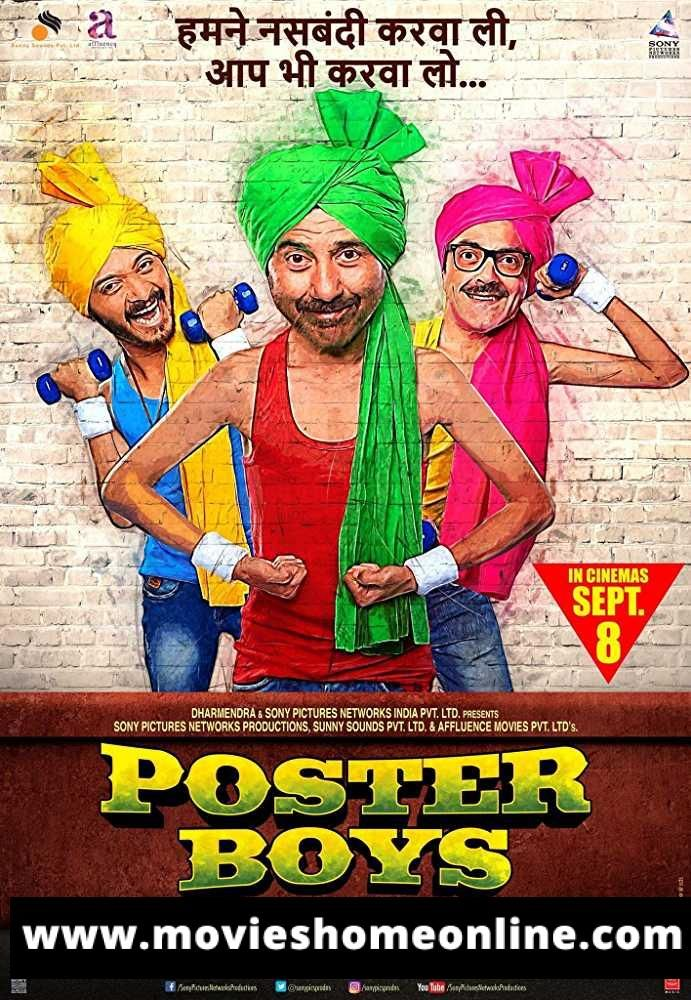 Download Film Poster Boys 2017