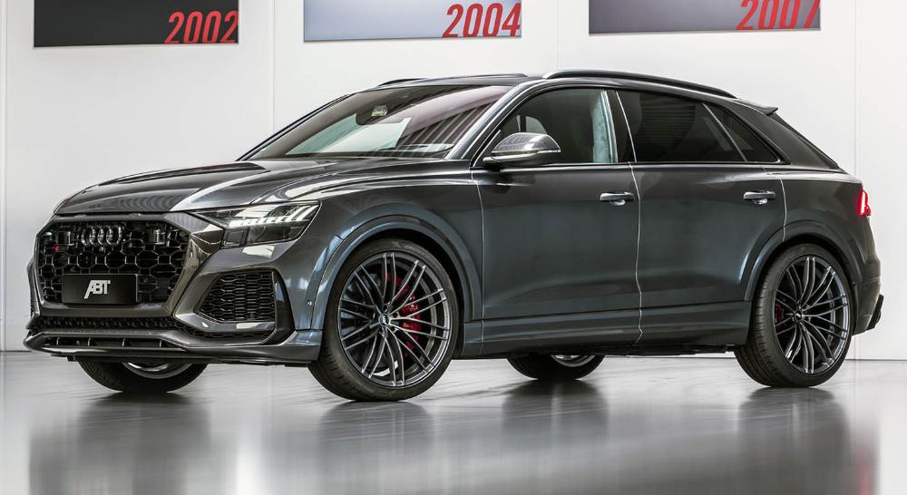 أودي أر أس كيو 8 الجديدة 2020 من آبت قنبلة دفع رباعية المانية معد لة موقع ويلز Audi Rs Audi New Audi Car