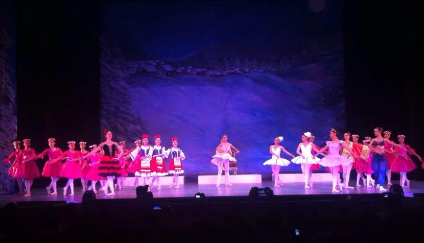 """Ballet """"El Cascanueces"""" 2015"""