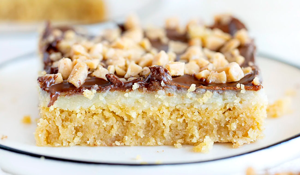 Chocolate Toffee Bars are a gooey delight with layers of flavor and satisfaction!