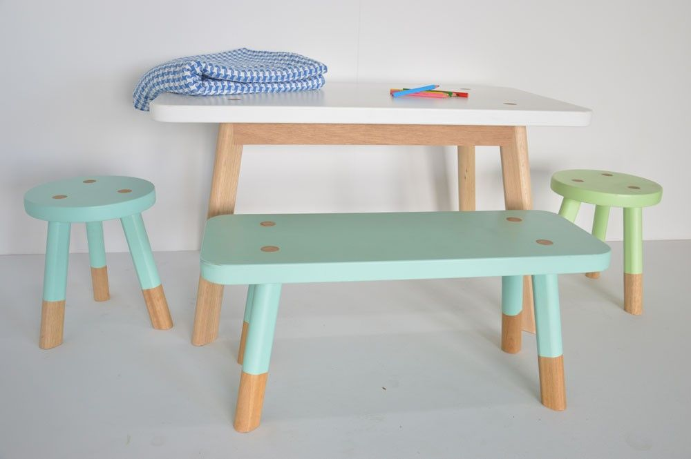 Kids Table And Chairs Set Beautiful Modern Designer Childrens Table And Chair Set Handmade In Austr Kids Wooden Table Toddler Table Wooden Table And Chairs