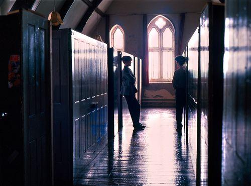 Charterhouse Yearlings Dormitory Boarding School Aesthetic The