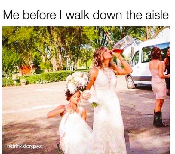 27 Memes Men Probably Won't Find That Funny. Wedding